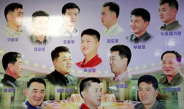 تقلید از مدل موی رهبر کره شمالی ممنوع!
