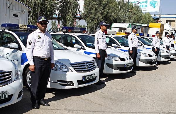 تدابیر ترافیکی پلیس راهور برای برگزاری جشن قهرمانی پرسپولیس