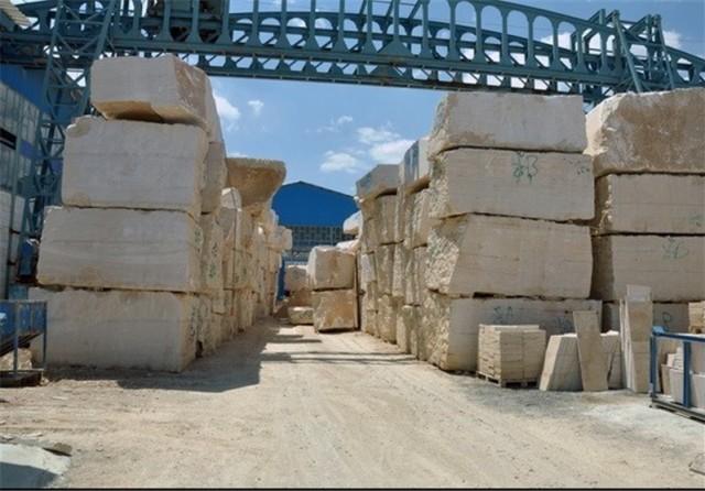تغییر خط تولید کارخانه سنگ شرق استان کرمان