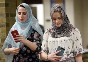 تجربه حجاب در دانشگاه «کنت» آمریکا