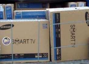 کشف وضبط تلویزیون قاچاق