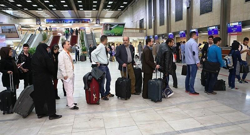 سهم قابل توجه فرودگاههایکیش و شیراز در کل پروازهای فرودگاههایایران/ ۱۳ فروردینماه پرترافیکترین روز تعطیلات نوروزی