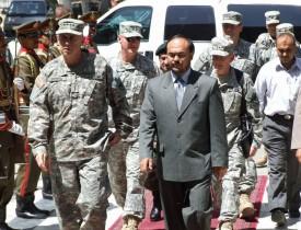 آمریکا مخالف خودکفایی اردوی ملی افغانستان است