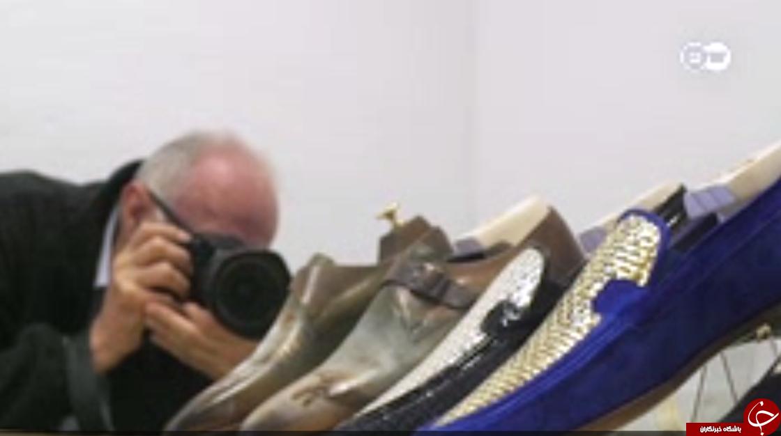 مد جدید ثروتمندان؛ کفشهایی با طلای ۲۴ عیار