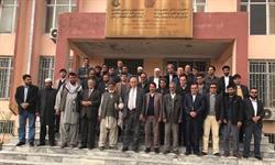 بیش از ۵۰ کارشناس بین المللی و ملی در افغانستان