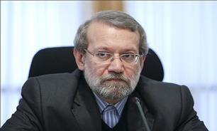دیدار رئیس مجلس با فرماندهان سپاه پاسداران انقلاب اسلامی