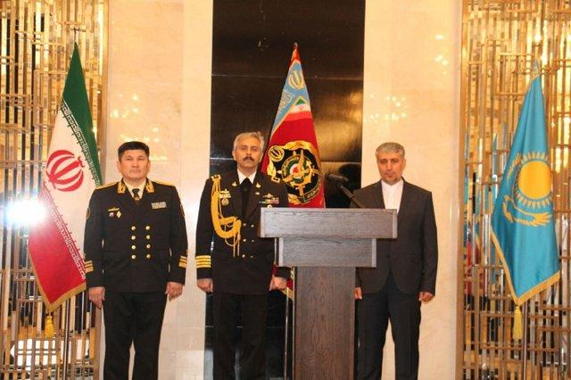 بزرگداشت روز ارتش ایران در قزاقستان
