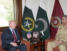 پاکستان اتهامات امریکا را رد کرد