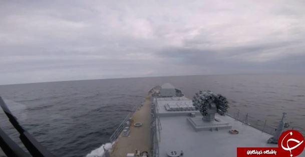 مانور آمادگی دفاع هوایی روسیه دردریای بالتیک+تصاویر