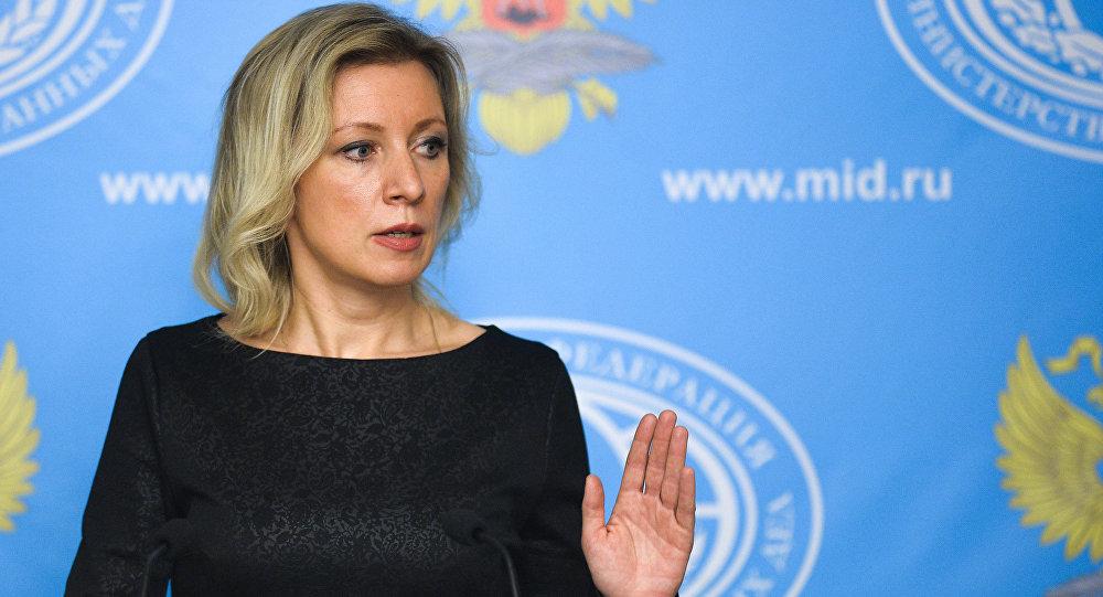 ماریا زاخارووا: مسکو امیدوار است واشنگتن پیش از هر اقدامی علیه پیونگ یانگ شرایط را ارزیابی کند