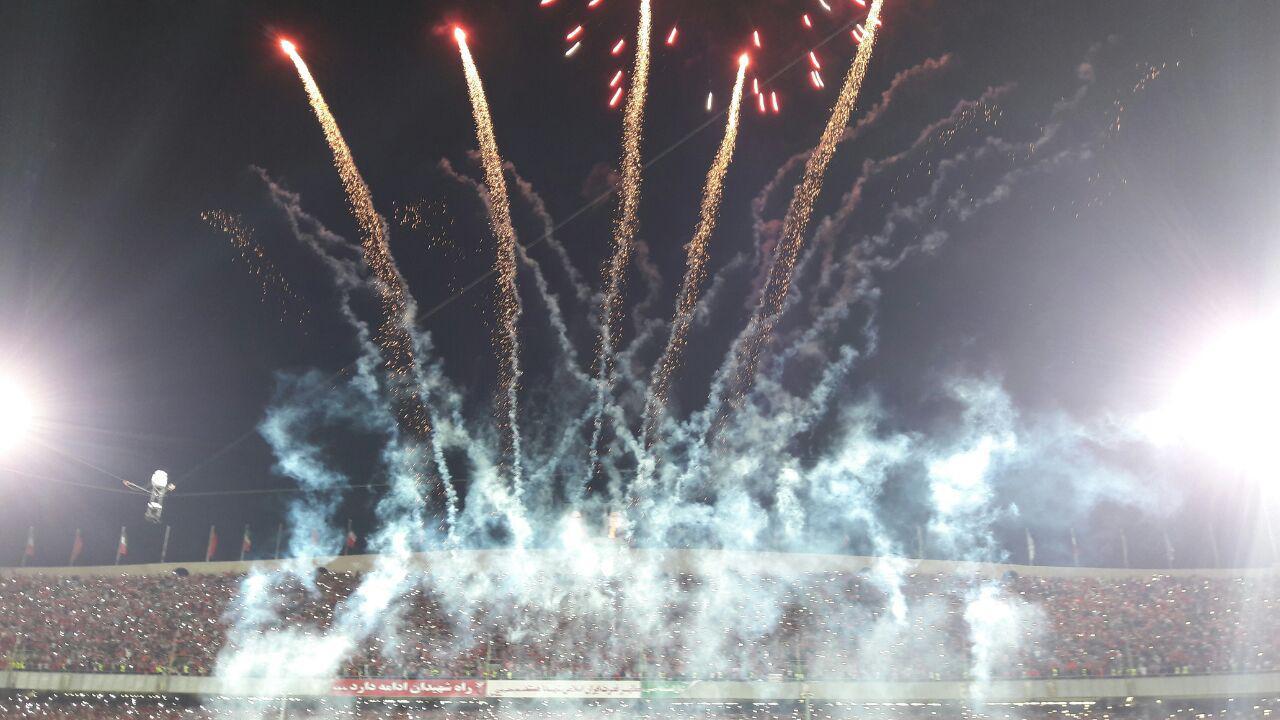 جشن قهرمانی پرسپولیس برگزار شد+عکس
