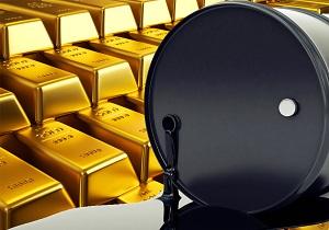 افزایش قیمت نفت/ ثبات در بهای فلز زرد