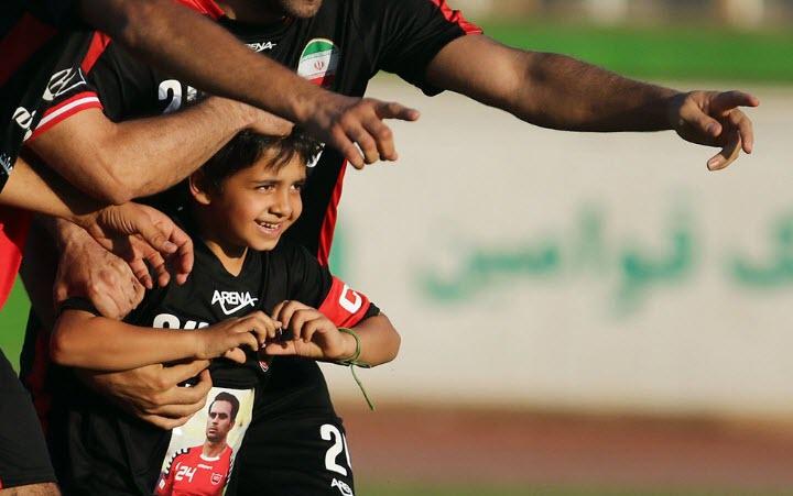 واکنش تلخ هانی نوروزی به اتفاقات جام قهرمانی+ عکس