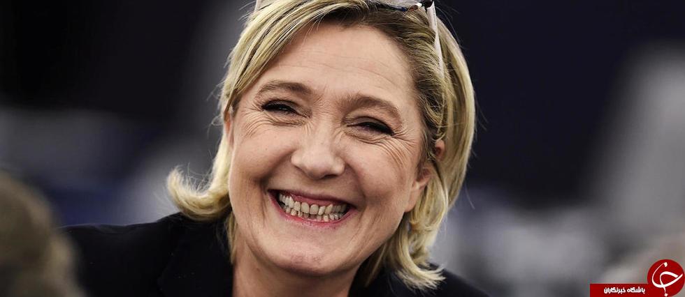 نامزد انتخابات فرانسه عرب از آب درآمد!+ تصاویر