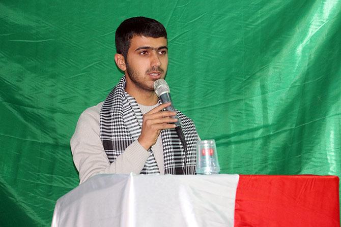 راه یابی دانش آموز ناحیهی 2 همدان به جشنوارهی ملی نامه ای به شهید
