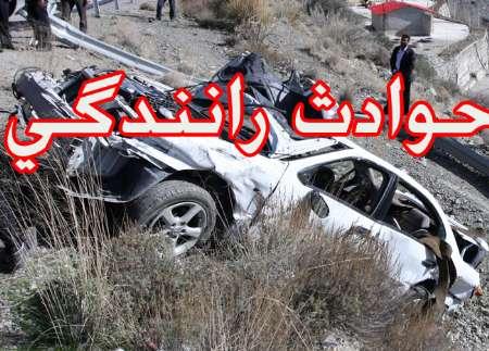 واژگونی خودروی حامل اتباع افغانستان در کرمان