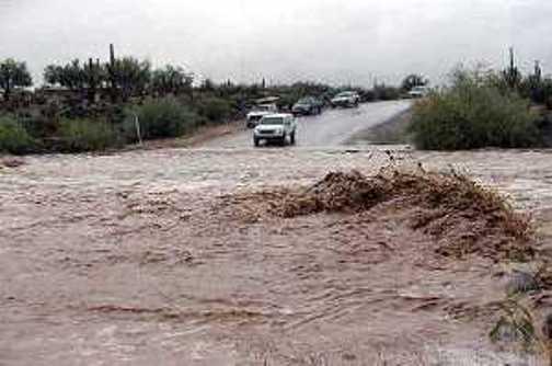 15 درصد از روستاهای شهرستان هوراند در مسیر سیلاب