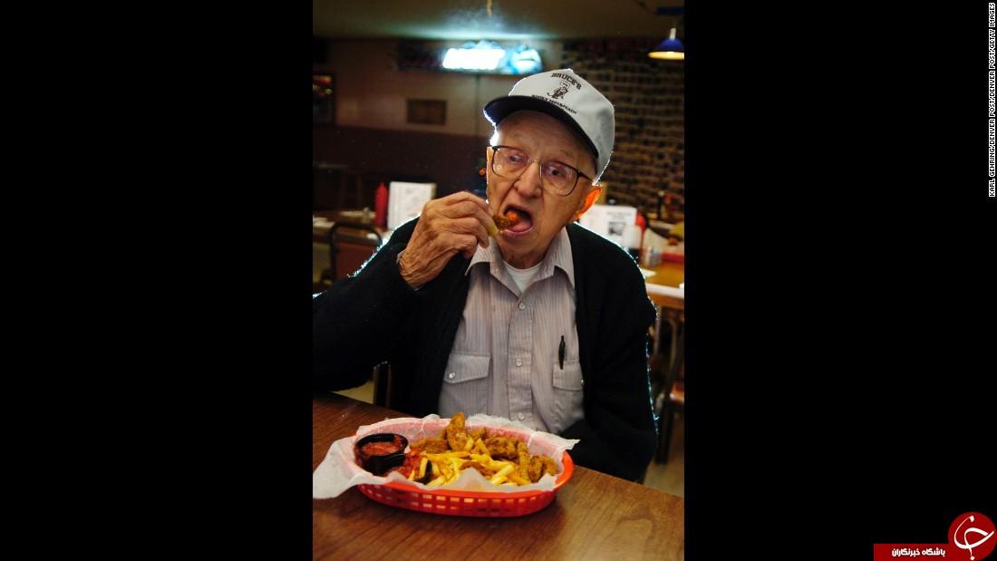 چیزهای عجیب و غریبی که مردم میخورند! + تصاویر