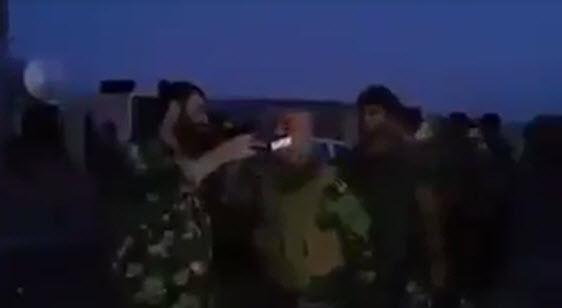 درگیری و پیروزی مدافعان حرم بر تروریستهای تکفری +فیلم