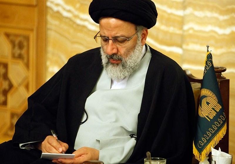حجتالاسلام رئیسی:  از مناظره زنده استقبال میکنم