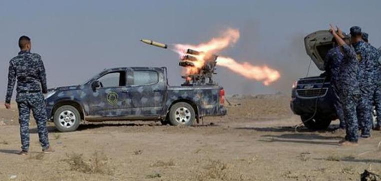 هلاکت فرمانده عملیات شیمیایی داعش در موصل