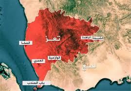 هلاکت حدود 400 نیروی مزدور و متجاوز در جنوب غرب تعز یمن در چند روز اخیر