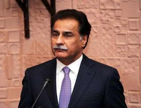 رئیس مجلس ملی پاکستان فردا به تهران میآید