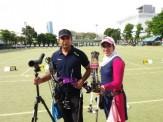سومین مدال کاپ آسیایی تایلند توسط کمانداران کشورمان کسب شد