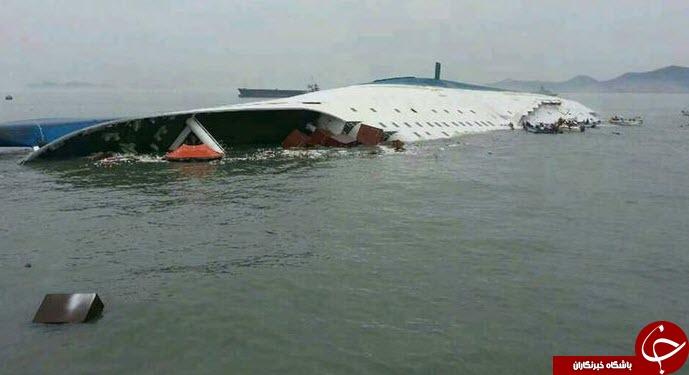 پس از 2 سال کشتی مرگ پیدا شد + تصاویر