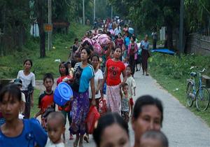 تصویب قطعنامهای برضد جنایت علیه مسلمانان میانمار