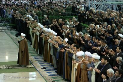 باشگاه خبرنگاران -اولین نماز جمعه سال 1396