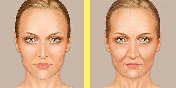 سیر تحول پوست شما از جوانی تا میانسالی+ تصاویر