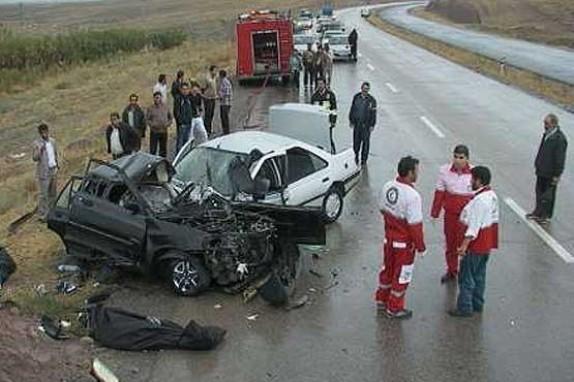 باشگاه خبرنگاران - 8 کشته و 58 مجروح در سوانح جاده ای همدان