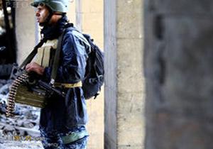 نبرد تیراندازان عراقی با داعشی ها
