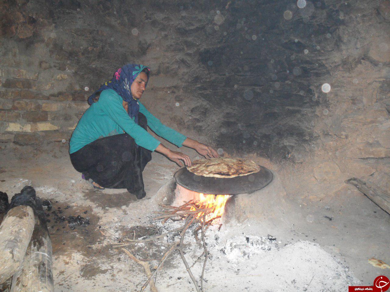 رسوم نوروز باستانی در روستای تکه نهاوند