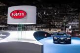 باشگاه خبرنگاران -بوگاتی، برگزیدهی زیباترین سالن در موتورشوی ژنو 2017