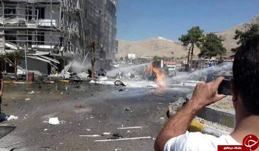 از نشست ضدایرانی اعراب در آمریکا و انفجار در نیویورک تا زلزله وحشتناک ایتالیا و کشته شدن آنجلیناجولی کرد+تصاویر