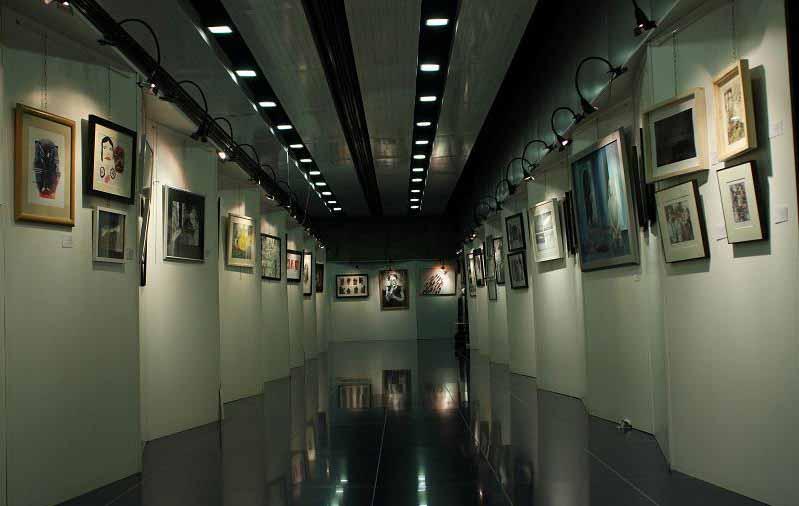 در پایان دومین هفته فروردین ماه به کدام گالریها برویم؟