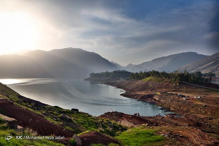 طبیعت زیبای دشت سوسن (سدشهیدعباس پور) - خوزستان