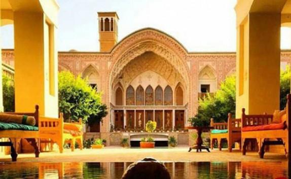 باشگاه خبرنگاران - نگین الماس خانههای تاریخی بر انگشتری کاشان میدرخشد