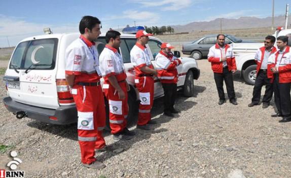 باشگاه خبرنگاران - امداد رسانی به 129 مصدوم جاده ای