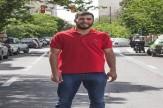 باشگاه خبرنگاران - اوشین ساهاکیان:نوروز در ایران بهتر از آمریکاست/ دوست دارم با علی دایی سلفی بگیرم