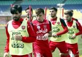 باشگاه خبرنگاران - تمرین سرخپوشان پایتخت در حضور سرپرست باشگاه