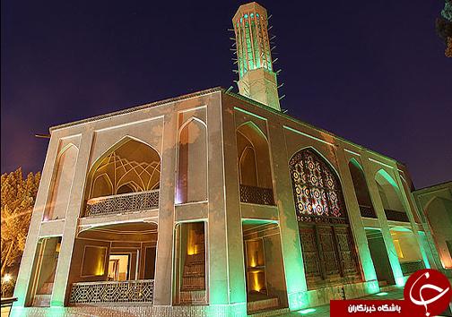 در سفر به یزد باغ دولت آباد را از دست ندهید +تصویر