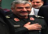 باشگاه خبرنگاران - فرمانده سپاه وارد خوزستان شد/ سردار جعفری نهال کاری کرد