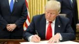 باشگاه خبرنگاران - ترامپ قوانین آب و هوایی اوباما را لغو کرد