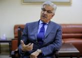 باشگاه خبرنگاران - وزیر دفاع پاکستان: روابط ما با ایران برادرانه است
