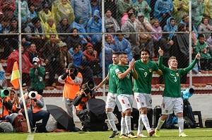 بولیوی 2 - آرژانتین 0/آلبی سلسته بدون مسی از روسیه دور شد