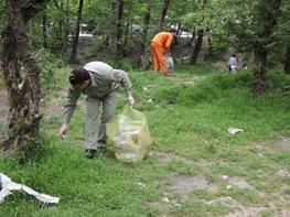 توزیع 250 هزار کیسه پلاستیک تجزیه پذیر برای روز«طبیعت»