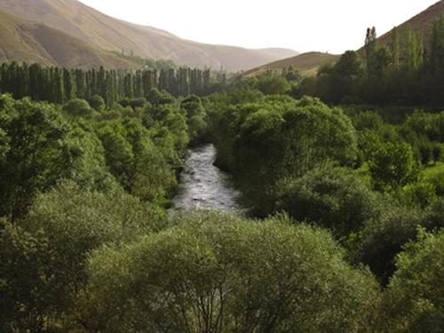 روستای بند یکی از جاذبه های گردشگری در ارومیه